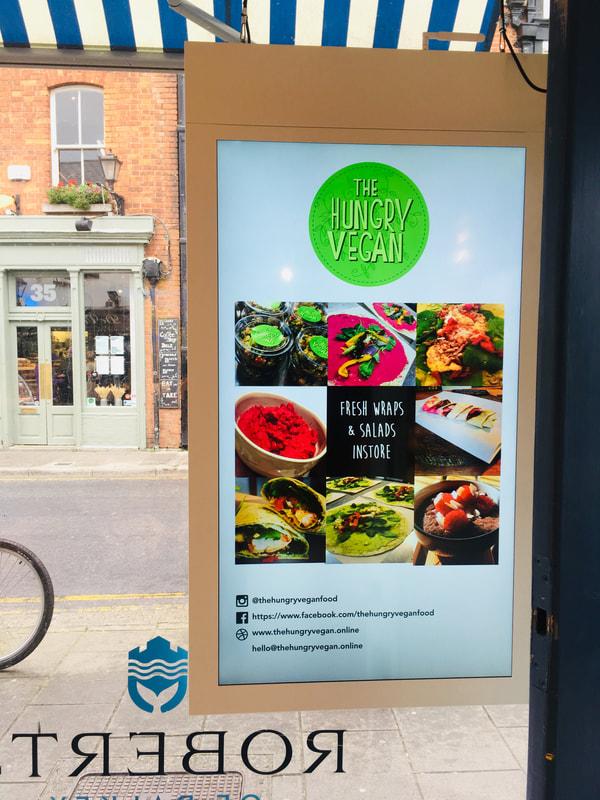 digi orig FOOD PRODUCER AT NEWMARKET KITCHEN - THE HUNGRY VEGAN