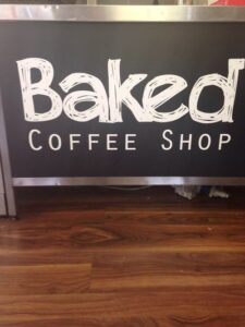 Baked Coffee Shop