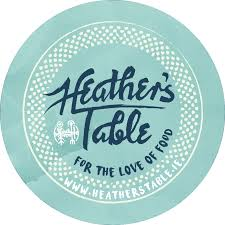 Heather's table Foods